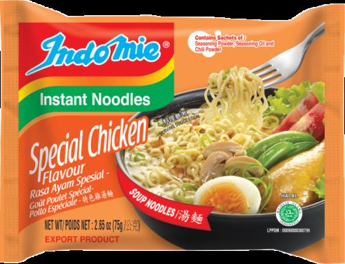 Special Chicken Flavour